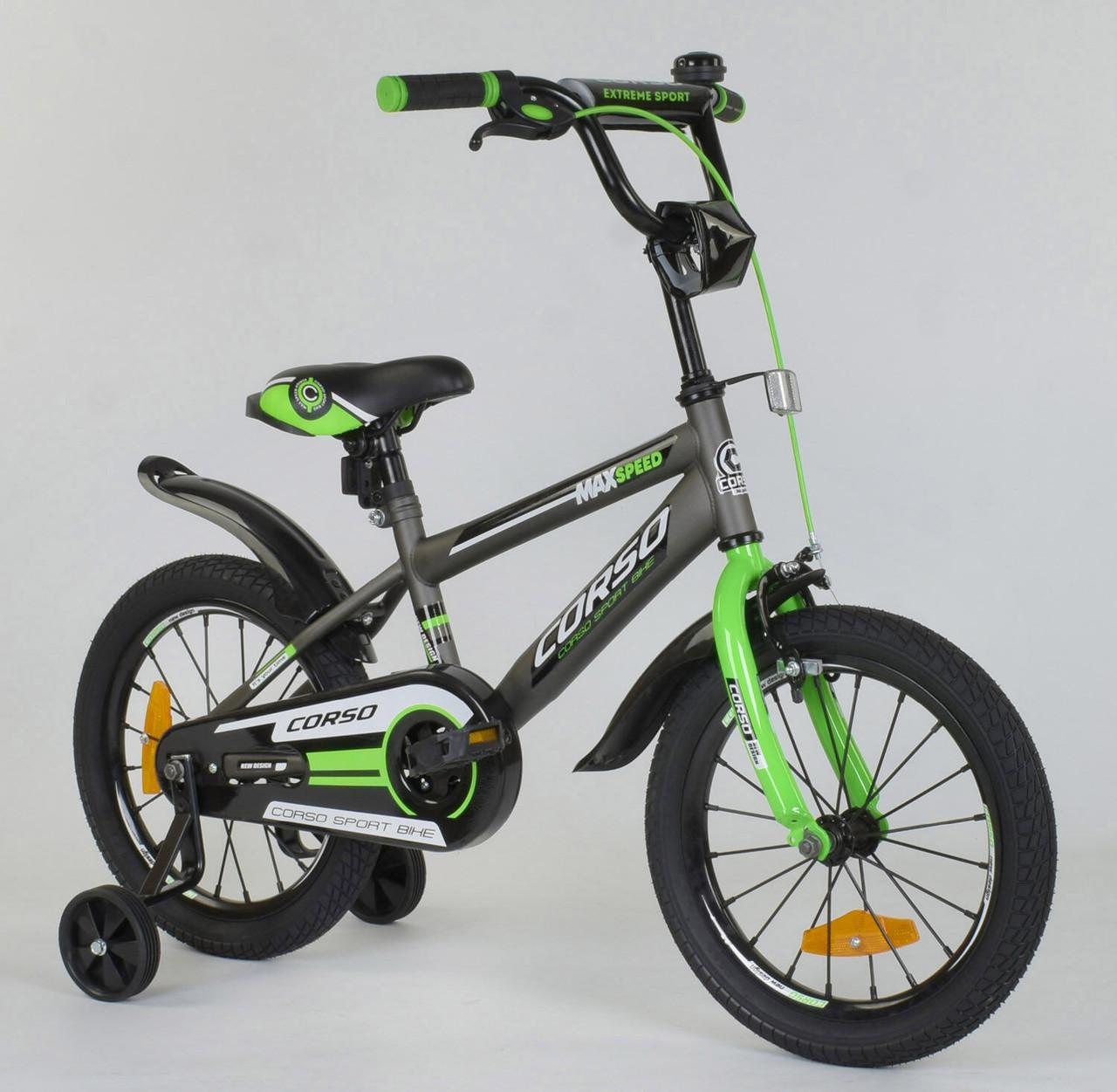 "Детский велосипед Corso 16"""