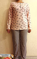 Пижама женская трикотажная 48, 50,54