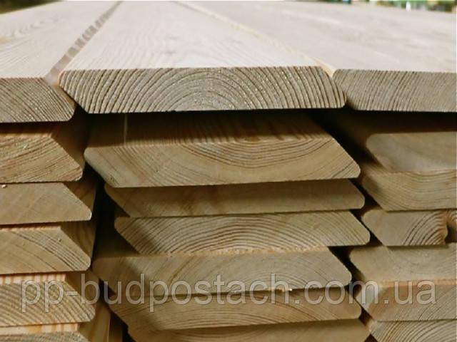 Планкен - природний матеріал для фасадної обробки