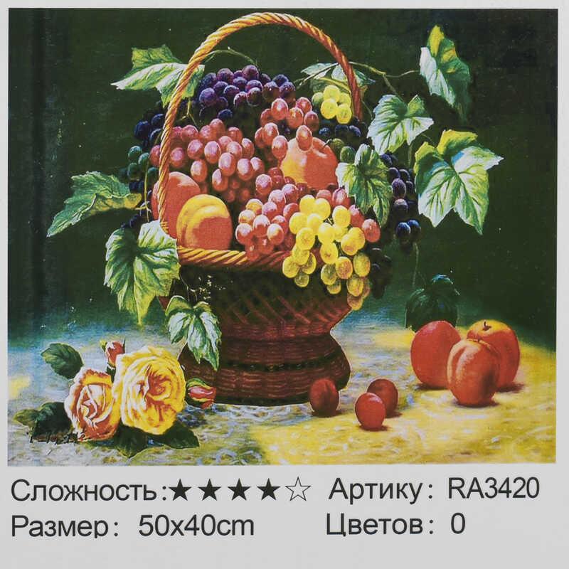 Картина по номерам RA 3420 (30)
