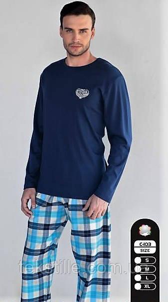 Пижама мужская трикотаж Cocoon XL