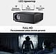 Проектор портативный мультимедийный F30 MINI PROJECTOR FULL HD, фото 5