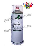 Аэрозольная краска Color Matic 275+100мл базовые цвета (металлик)