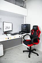 Крісло геймерське Sidlo Optima ігрове компьютерне крісло офісне розкладне крісло профеcіональне