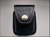 Кожаный чехол для зажигалки Zippo. Чехлы для зажигалок., фото 4