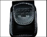 Кожаный чехол для зажигалки Zippo. Чехлы для зажигалок., фото 3