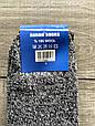 Чоловічі термоноски шкарпетки шерстяні Hakan з махрою однотонні 6 шт в уп розмір 40-46  мікс кольорів, фото 2
