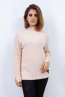 Женский свитер Serianno. Розовый цвет