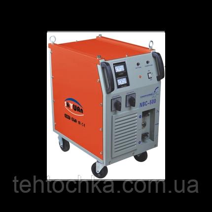 Сварочный полуавтомат-инвертор Shyuan MIG NBC-500, фото 2
