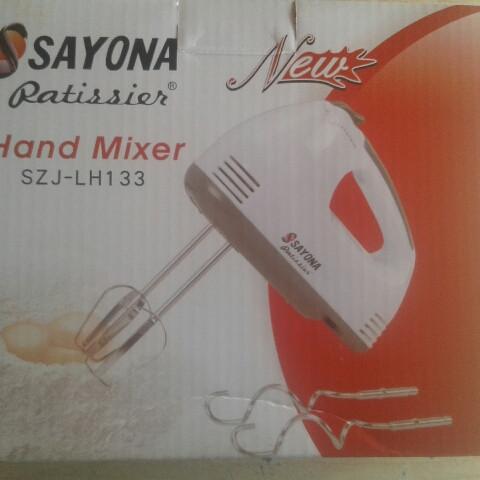 Миксер Sayona SZJ-LH133 Цветной