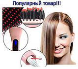 Расческа Выпрямитель для волос Fast Hair Straightener HQT 906, фото 2