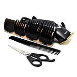 Профессиональная машинка для стрижки волос Gemei GM-809, фото 3