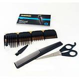 Профессиональная машинка для стрижки волос Gemei GM-806, фото 4
