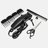 Профессиональная машинка для стрижки волос Gemei GM-806, фото 5