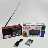 Радио Golon RX-8866 с аккумулятором, фото 3