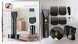 Профессиональная машинка для стрижки волос Promotec PM 359, фото 2