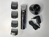Профессиональная машинка для стрижки волос Promotec PM 359, фото 6