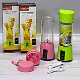 Портативный блендер для смузи Juice Cup NG-01, фото 4