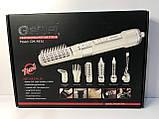 Воздушный стайлер для волос 7 в 1 Gemei GM-4836, фото 4