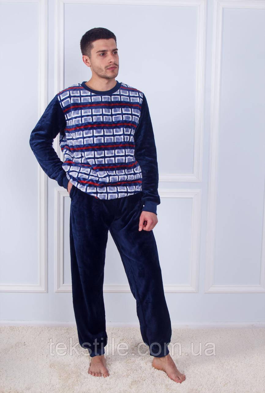 Пижама мужская махровая Бамбук 2XL