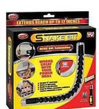 Гибкий удлинитель для отвертки и дрели Snake Bit, фото 4