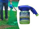 Распылитель для жидкого газона с жидкостью Hydro Mousse, фото 3