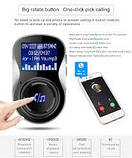 BC26B Dual USB Car Charger Bluetooth Hands-free MP3 Player FM модулятор, фото 2