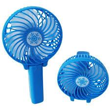 Мини ручной вентилятор Handy Mini Fan работает от аккумулятора