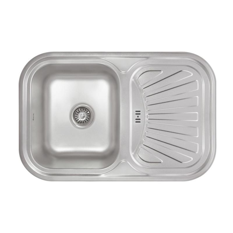 Кухонная мойка Imperial 7549-D Decor (IMPHQTF02DEC)