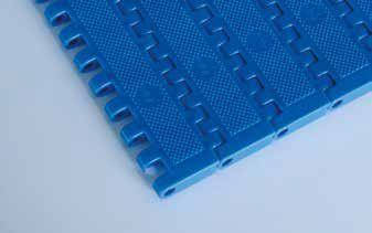 Б/У Модульная лента UNI QNB Rough. Конвейерные модульные ленты UNI. Пластиковые модульные ленты, фото 2