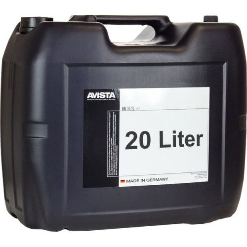 Моторное масло AVISTA pace GER SAE FS 10W-40, кан 20л