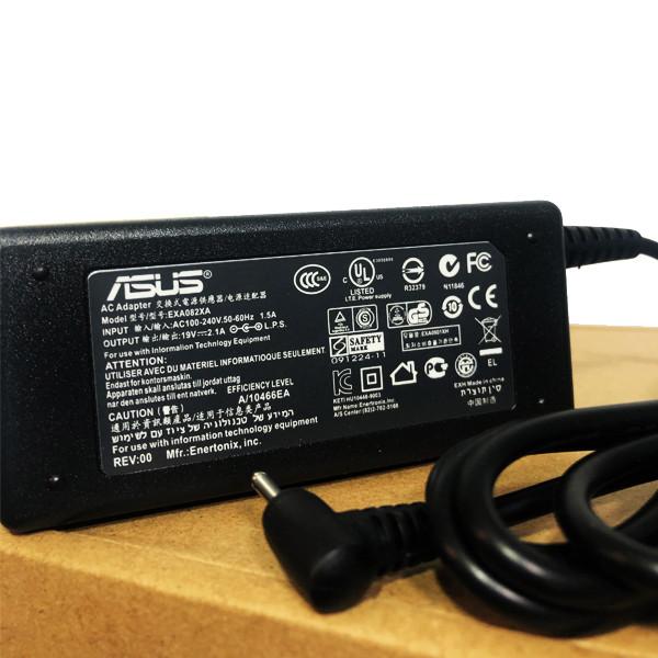 Блок живлення для ноутбука ASUS Зарядка 19v 3.42 a 65W штекер 2.5 0.7