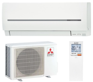 Кондиционер Mitsubishi Electric MSZ-AP25VGK/MUZ-AP25VG Standard inverter (Wi-Fi)