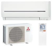 Кондиционер Mitsubishi Electric MSZ-AP25VGK/MUZ-AP25VG Standard inverter (Wi-Fi), фото 1