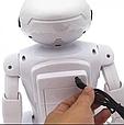 Копилка-сейф Робот 6688 на аккумуляторе с LED-лампой и купюроприемником ZV, фото 7