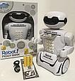 Копилка-сейф Робот 6688 на аккумуляторе с LED-лампой и купюроприемником ZV, фото 10