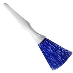 Щетка Lesko 09-3A/840 Белая с синим (1236-6901)