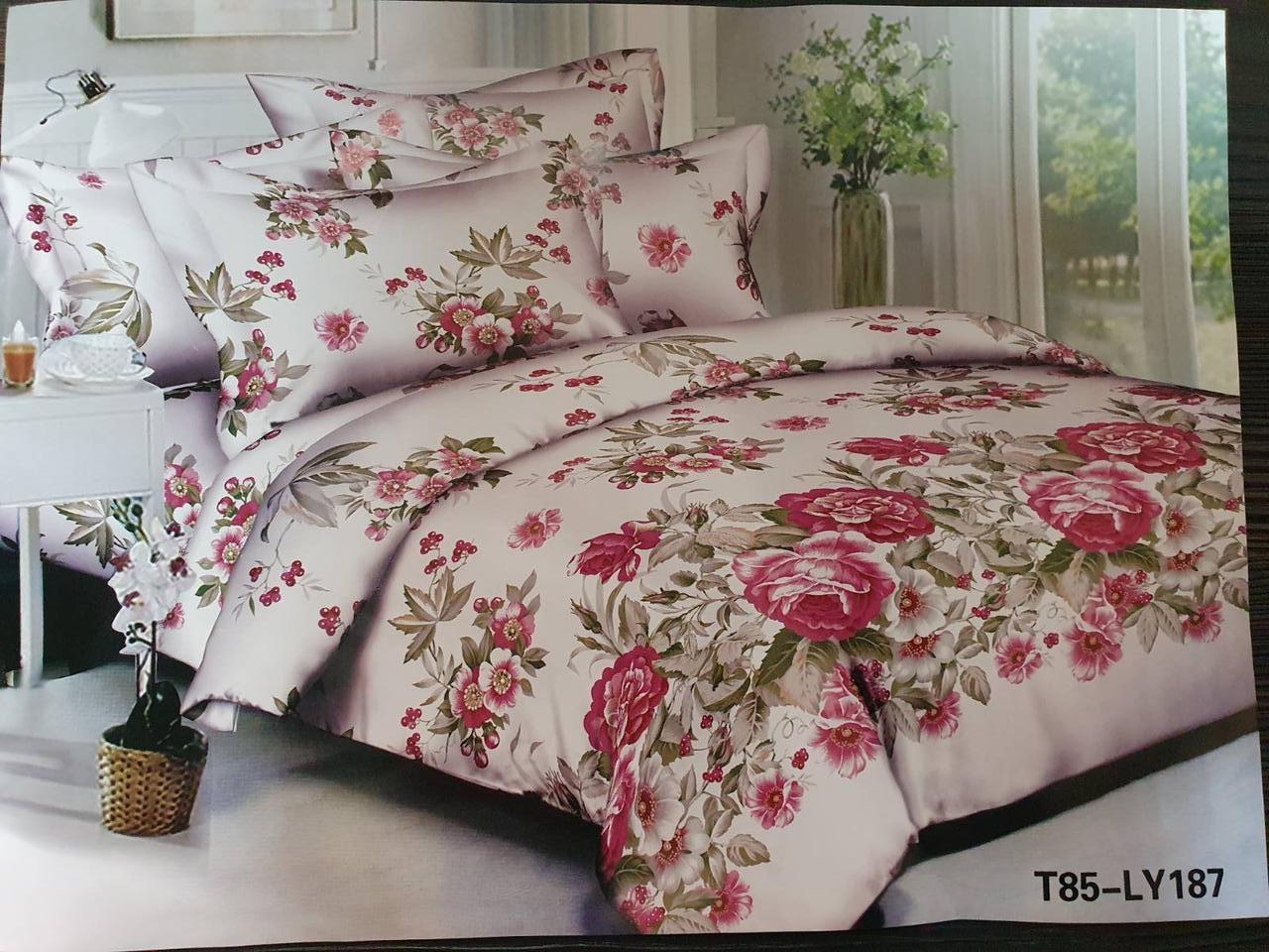 Комплект постельное белье из бязи размер евро