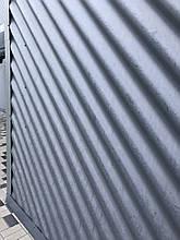 Профнастил волновой ПВ20 окрашенный 0,45 мм (металлошифер)