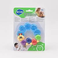 Погремушка прорезыватель с охлаждением, неваляшки,погремушки,игрушки для малышей,товары для новорожденных