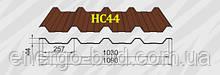 Профнастил кровельный НС 44 с полимерным покрытием 0,45мм