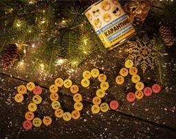 Шоколадные подарки на новый год