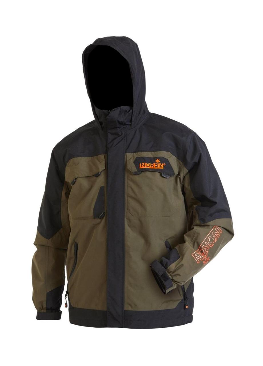 Куртка Norfin River р.S Хаки 513101-S