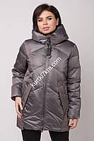 Куртка женская  большого размера  Visdeer 809