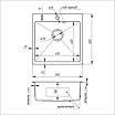 Кухонная мойка Imperial Handmade D5050BR 2.7/1.0 мм (IMPD5050BRPVDH12), фото 7