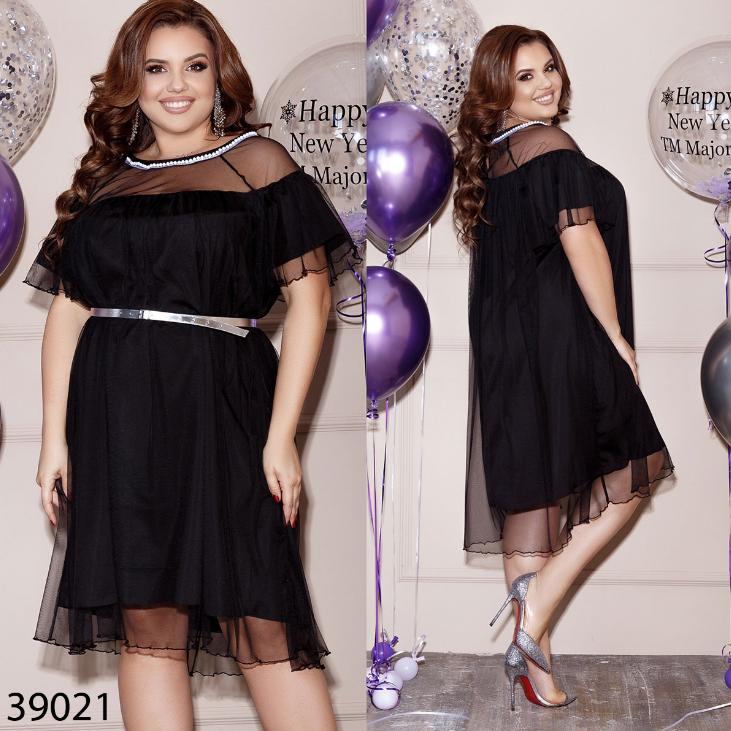 Вечернее платье Размеры: 48-50, 52-54, 56-58, 60-62