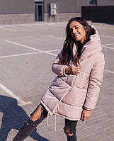 Женская молодежная куртка зефирка