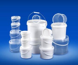 Пластиковые вёдра