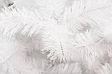 Искусственная елка Лесная белая 1.50 метра, фото 4
