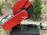 Металлорез электрический Lex J3G-400 4000 Вт, фото 2
